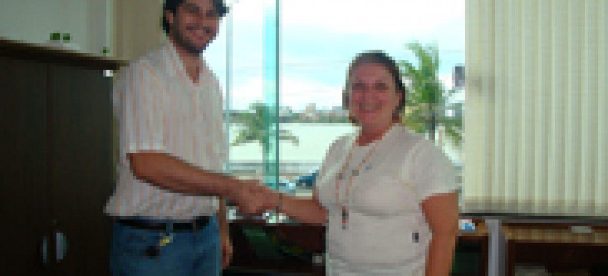 Projetos do escritório regional da Fapema em Chapadinha são apresentados à doutora Rosane Guerra