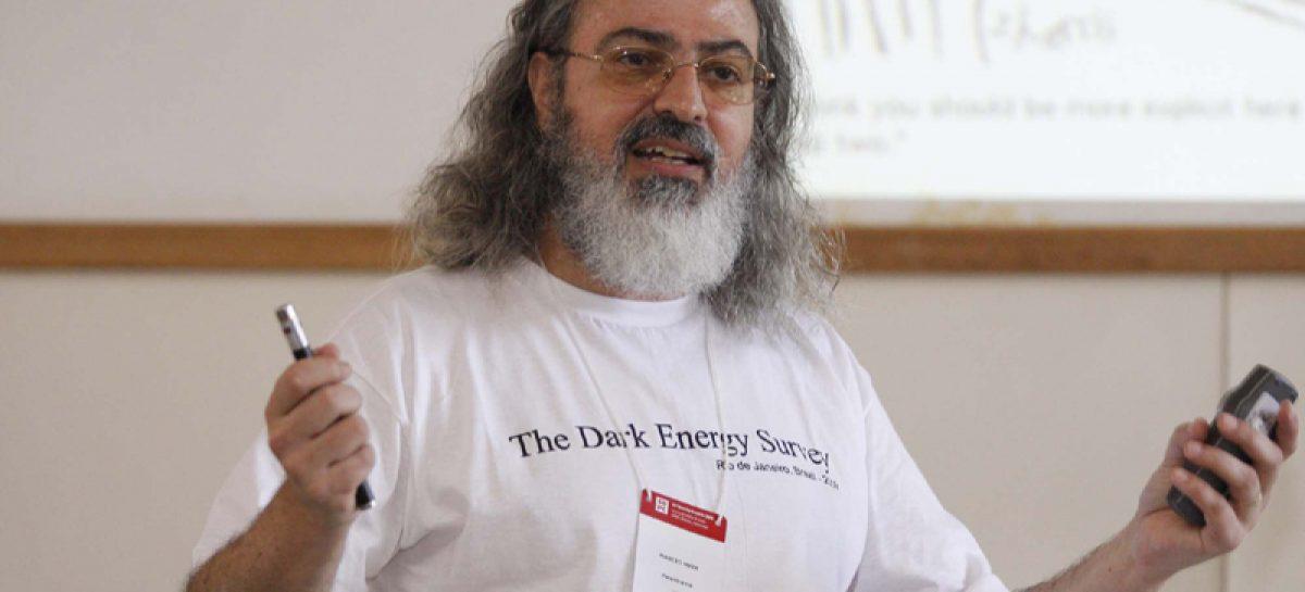 Telescópio e Energia Escura são temas de conferência na SBPC