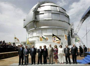Telescópio mais potente do mundo é inaugurado na Espanha