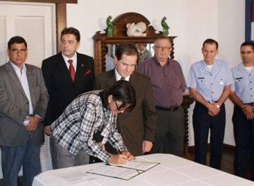 Ministro acompanha lançamento do Centro de Alcântara