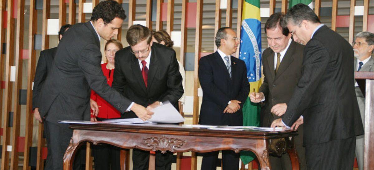 Brasil e México estabelecem acordos de cooperação científica e tecnológica