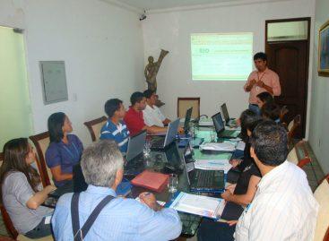 Fapema recebe treinamento sobre o Sistema de Gestão da Redebio