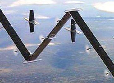 Avião movido a energia solar pode ficar cinco anos no ar