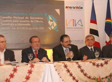 São Luís sedia Fórum Regional de Secretários de Ciência e Tecnologia