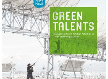 Três brasileiros vencem o Green Talents