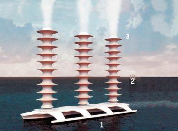Navios de nuvens contra o efeito estufa