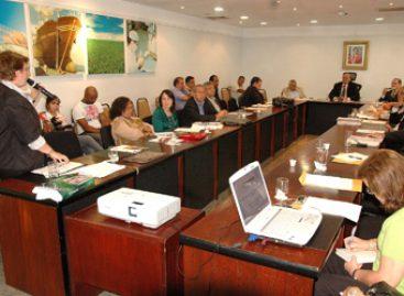 Diretora da Fapema apresenta ações durante reunião do Conselho Estratégico do Governo
