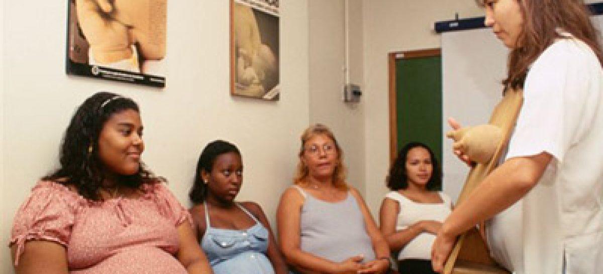 Teste rápido de HIV pode auxiliar a redução da transmissão de mãe para filho