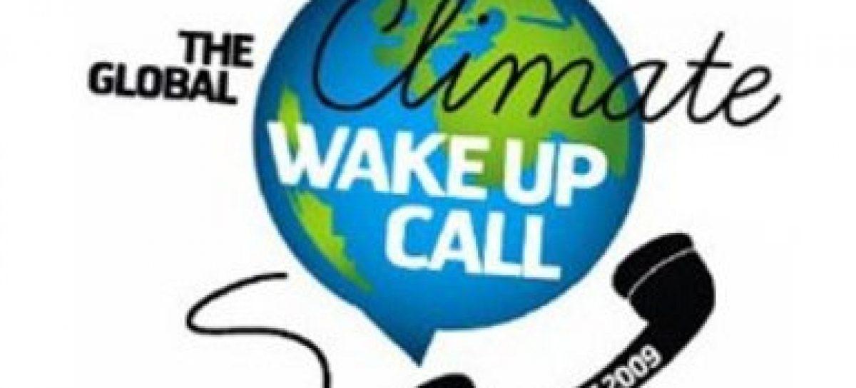 Mobilização global pelo ambiente