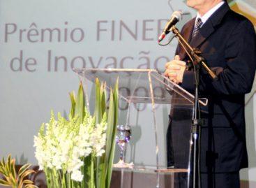 Ministro lança 12º Prêmio Finep de Inovação