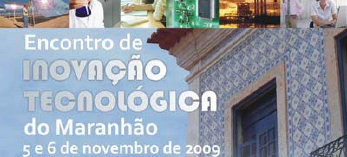 Começa Pré-Encontro de Inovação Tecnológica do Maranhão