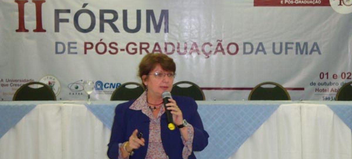 Políticas de Fomento à Pesquisa são discutidas em Fórum de Pós-Graduação