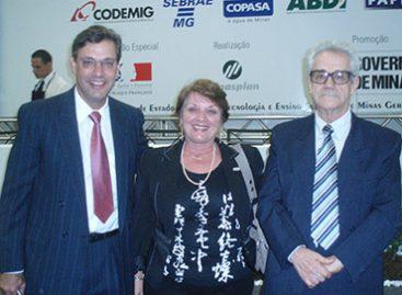 Diretora da Fapema participa da 5ª Inovatec e entrega do prêmio Marcos Luiz dos Mares Guia