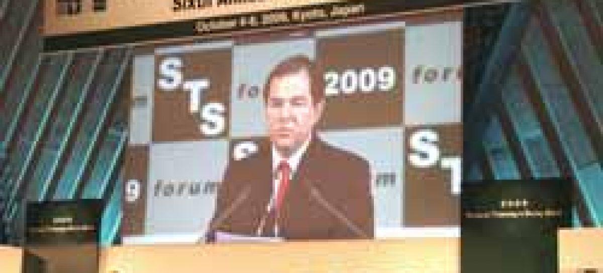 Ministro destaca avanço na ciência nacional em abertura de fórum no Japão