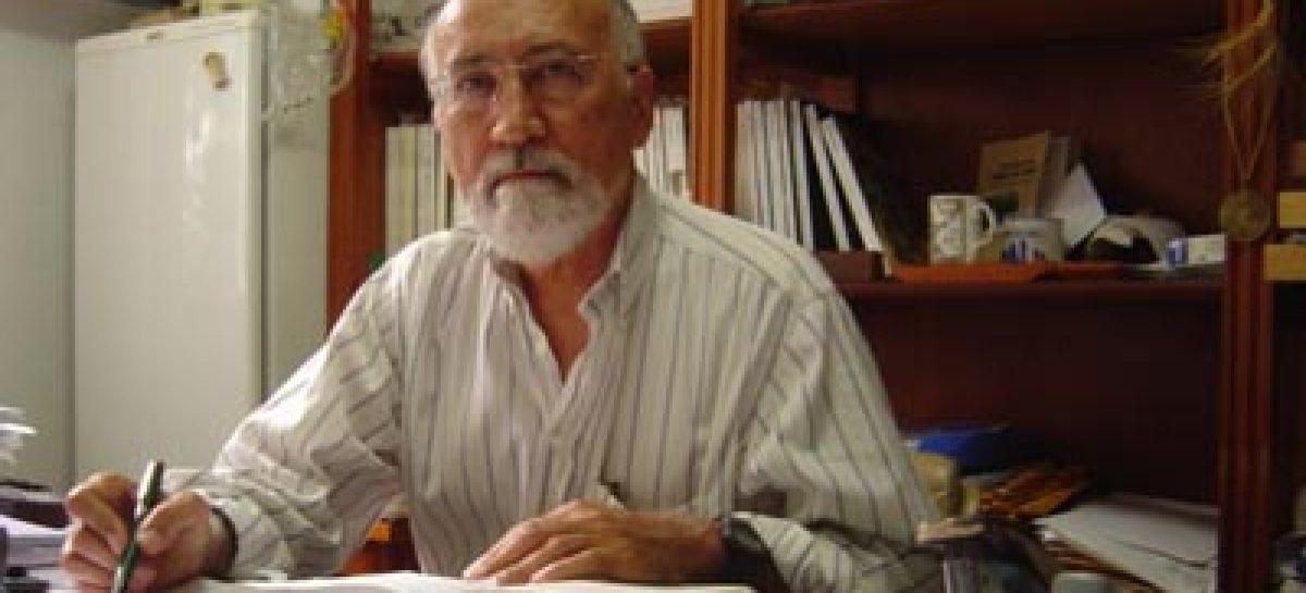 Maranhense recebe título de professor emérito da Universidade Federal Rural do Rio de Janeiro