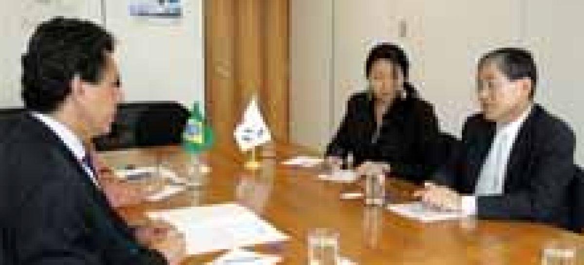 Brasil e Coréia podem ampliar acordos em Ciência e Tecnologia