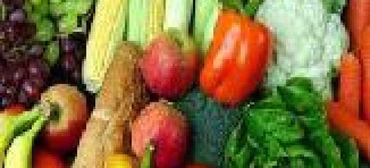 Estudo mostra baixa frequência em consumo de alimentos fontes de fibra
