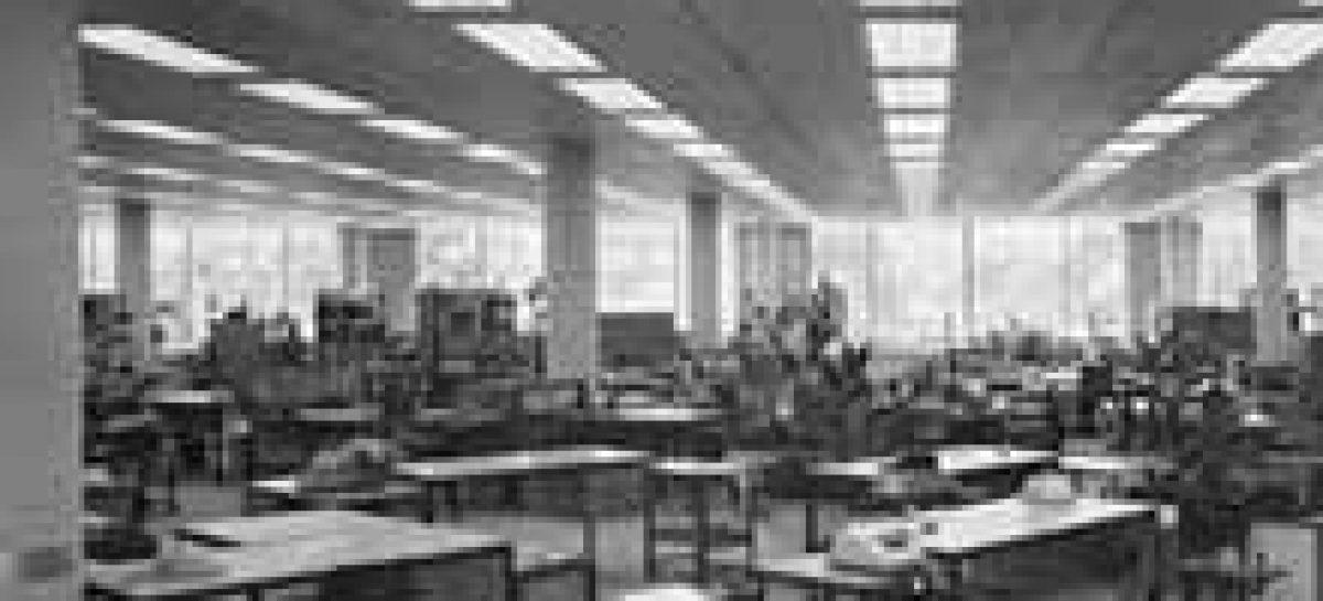 Escritórios sem divisórias, a utopia que não funcionou