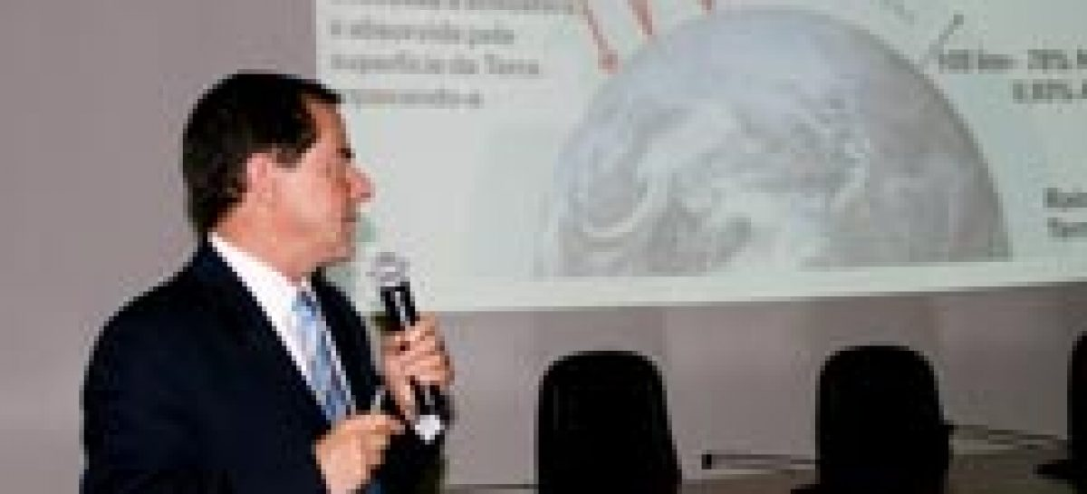 Ministro fala sobre mudanças climáticas em seminário no TCU