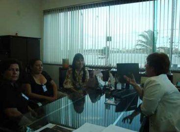 Secretaria da Mulher de Bacabal e Fapema devem firmar convênio para pesquisas