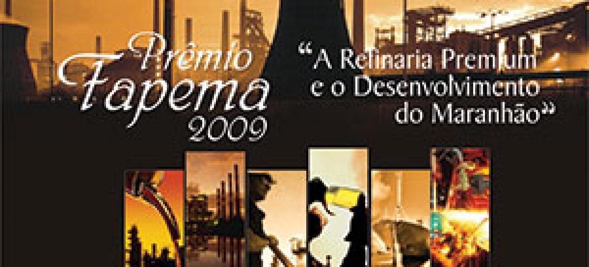 Divulgada a  lista dos vencedores do Prêmio Fapema 2009