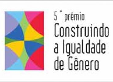 Inscrição para o 5º Prêmio Construindo a Igualdade de Gênero termina hoje (20)