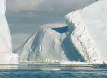 Antártica: três graus a mais até o fim do século