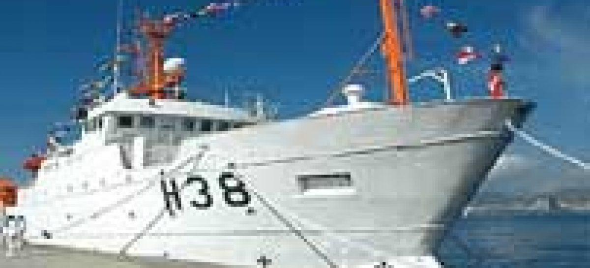 Navio Oceanográfico Cruzeiro do Sul abre espaço para pesquisas no mar