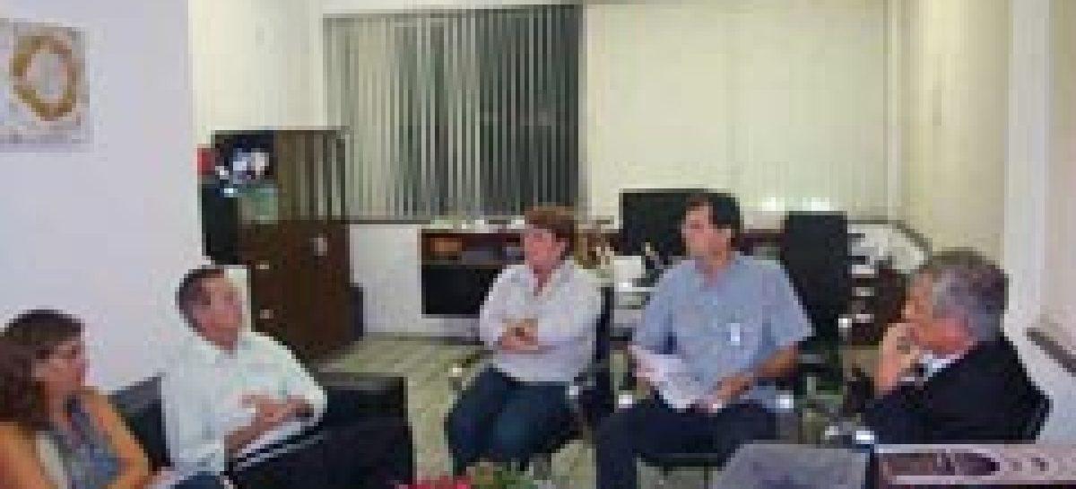 Reitor da Uema e diretora da Fapema discutem segunda edição do Equinox