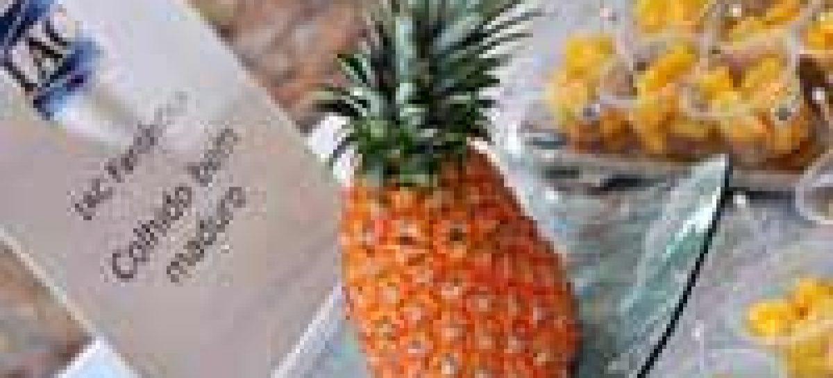 Nova variedade de abacaxi
