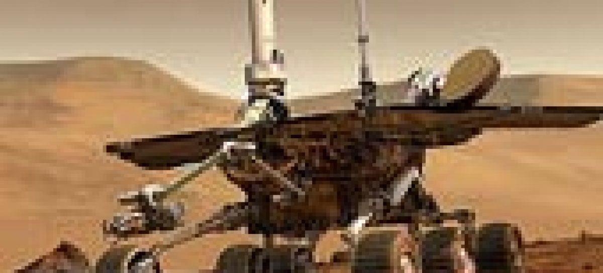 Novo desafio em Marte