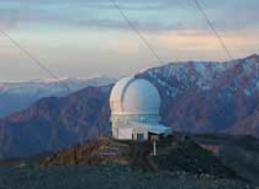 Ministro visita observatórios astronômicos no Chile