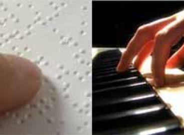 Partituras em Braill