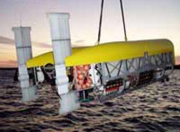 Submarinos robóticos chegam às profundezas inexploradas