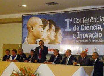 Conferência de Ciência e Tecnologia teve início nesta segunda-feira