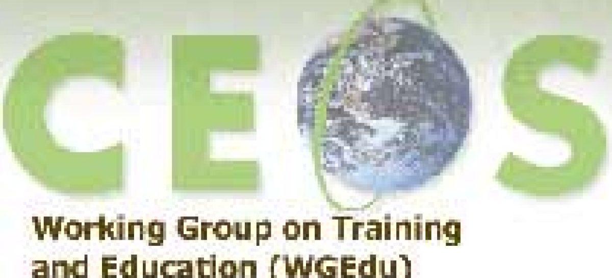 Termina hoje o workshop sobre monitoramento de desastres