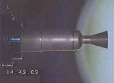 Combustível verde para satélite