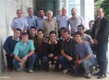 Começa o curso de Engenharia Aeroespacial do ITA