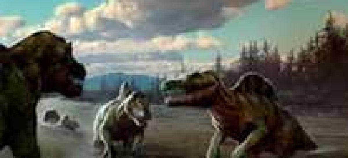 Fósseis revelam dinossauros aquáticos
