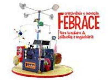 Febrace promove interação entre estudantes de escolas públicas e privadas
