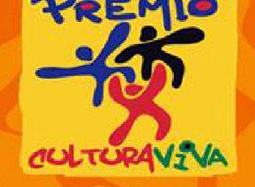 Prêmio Cultura Viva Abre Inscrições