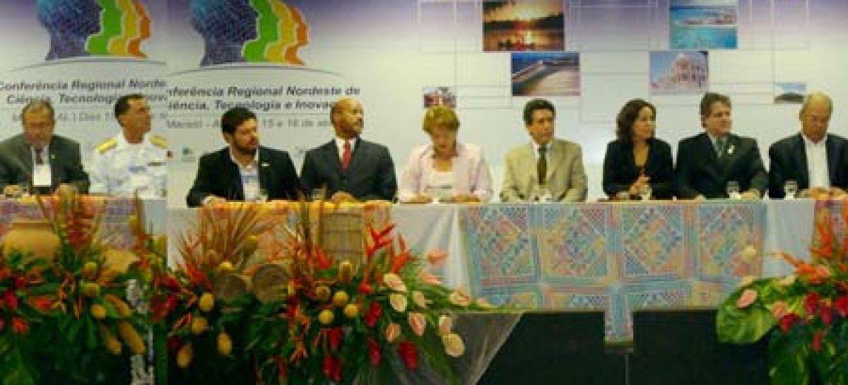 7,9 bi em investimentos na C,T&I são anunciados durante Conferência Regional de Ciência e Tecnologia