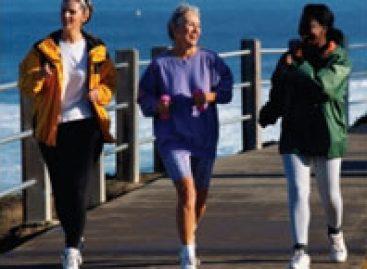 Caminhar e menor risco de AVC