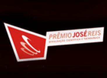 Inscrições para o Prêmio José Reis até a próxima sexta (14)