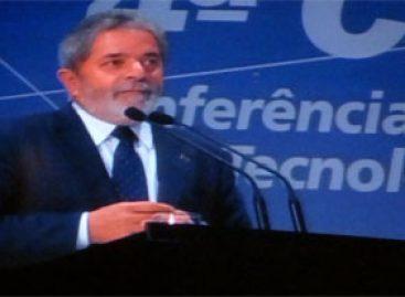 Lula garante mais R$2,5 bilhões para C&T ainda em 2010