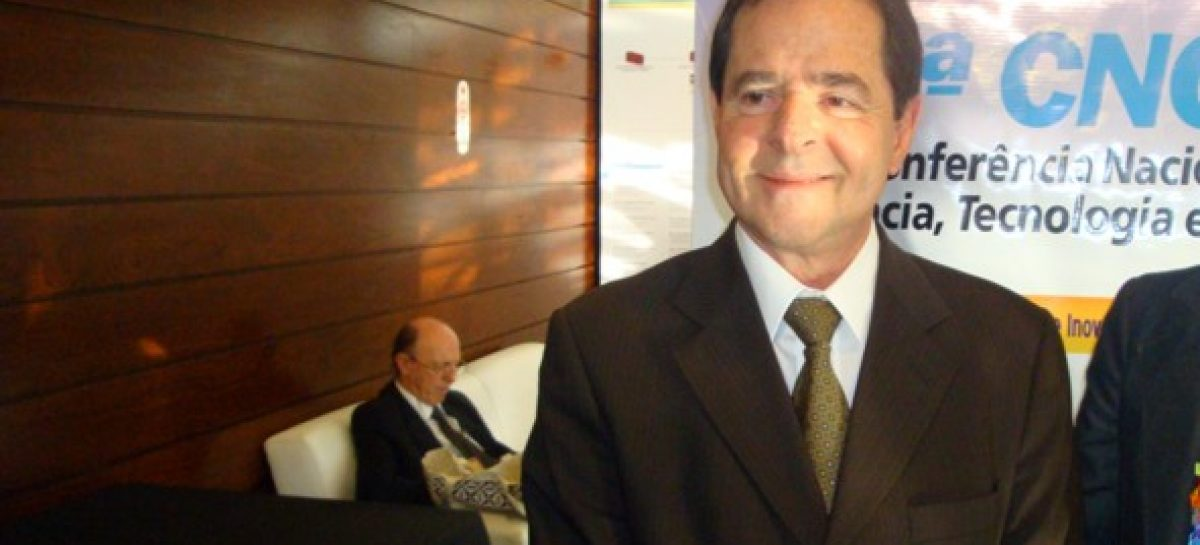 Ministro diz que conferência de C,T&I representa momento histórico para o Brasil