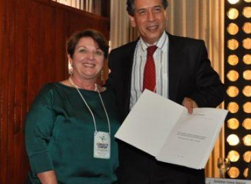 Secretária Rosane Guerra entrega minuta de Plano de Ciência e Tecnologia da Região Nordeste