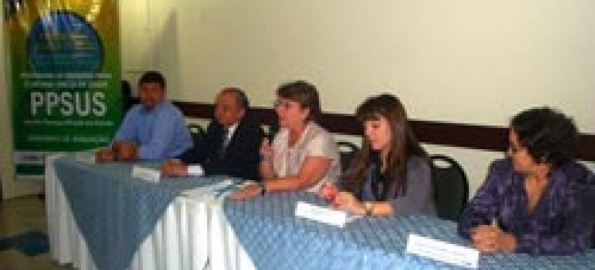 Seminário do PPSUS aproxima pesquisas do sistema de saúde