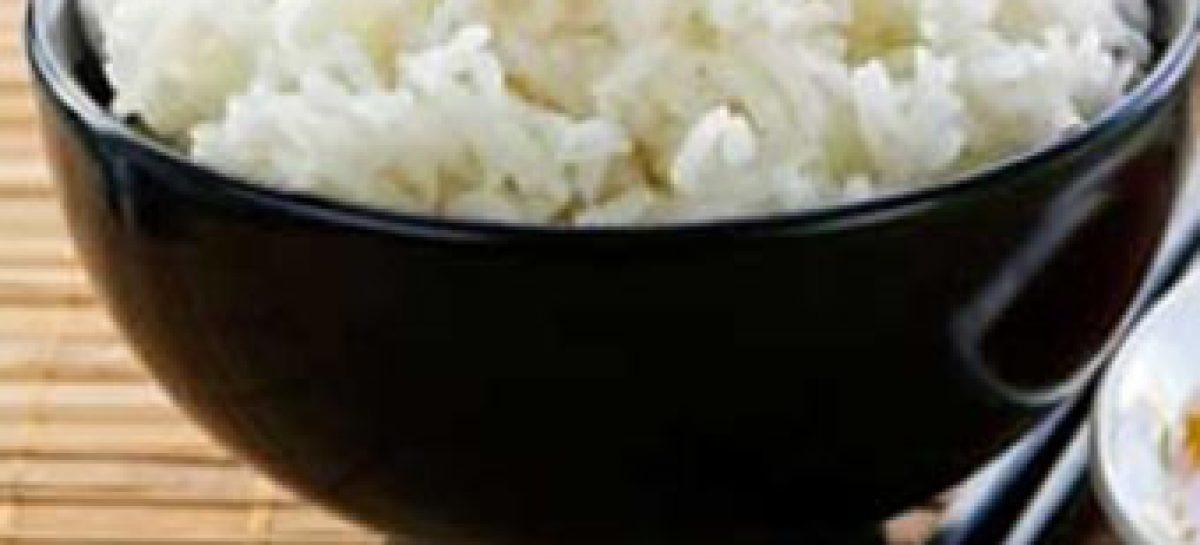 Arroz branco aumenta risco de diabetes tipo 2