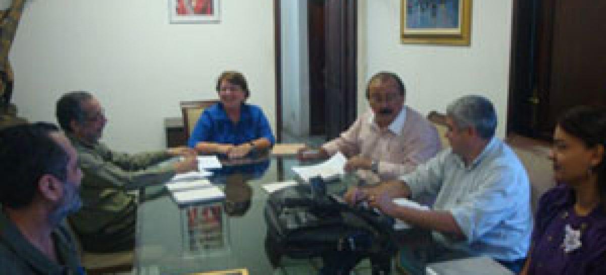 FAPEMA firma convênio de colaboração técnica e financeira com a Agerp